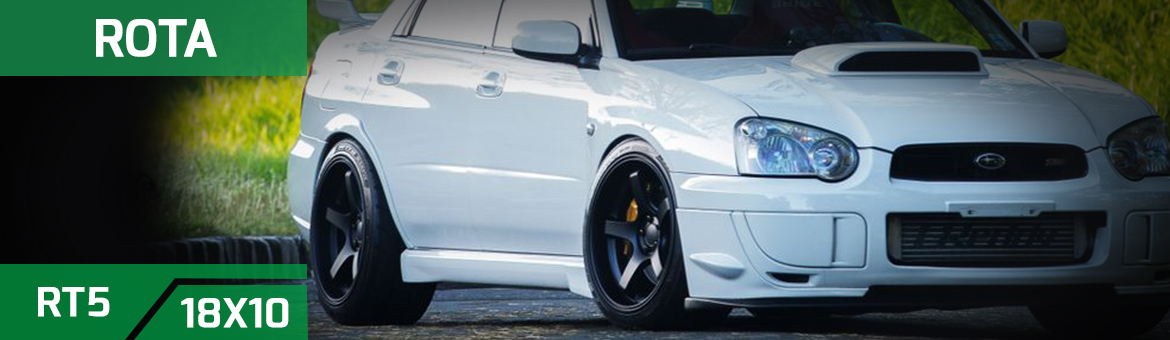 Rota RT5 White - rotawheels.de Germany