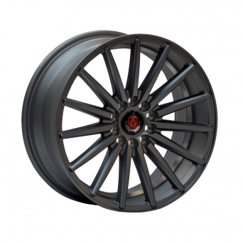 AXE Wheels - EX 25 Satin Grey (17x7.5 Zoll)
