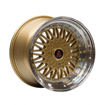 AXE Wheels - RS Gold (17 Zoll)