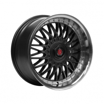 AXE Wheels - EX10 Gray Polished Lip (18 Zoll)