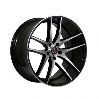 AXE Wheels - EX19 Black Polished Face (20 inch)